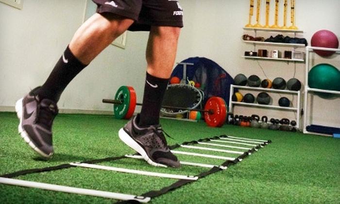 BASICS Sports Medicine - Multiple Locations: $90 for Eight Weeks of Speed Training at BASICS Sports Medicine ($200 Value)