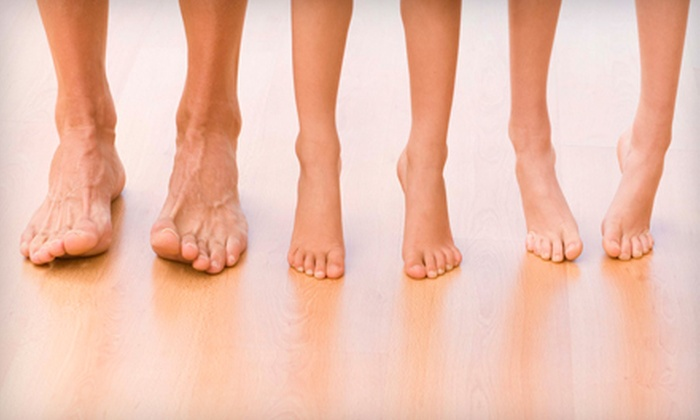 Family Foot Care, LLC - Multiple Locations: Consultation and One or Two Pairs of Custom Orthotics from Family Foot Care, LLC