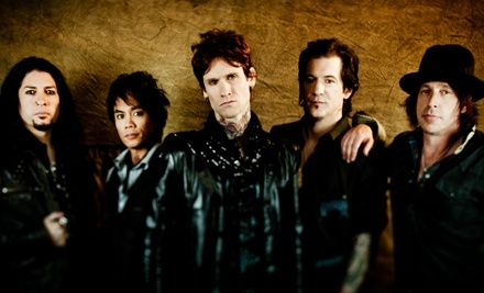 Buckcherry at Musikfest on Fri., Aug. 12 at 7PM: 200-Level Grandstand Section - Buckcherry at Musikfest in Bethlehem