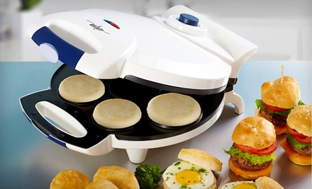 Groupon Goods - Arepa Maker in