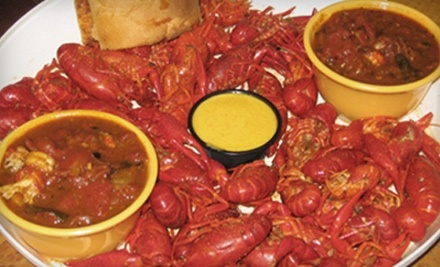 $20 Groupon to Joe's OK Bayou - Joe's OK Bayou in Louisville
