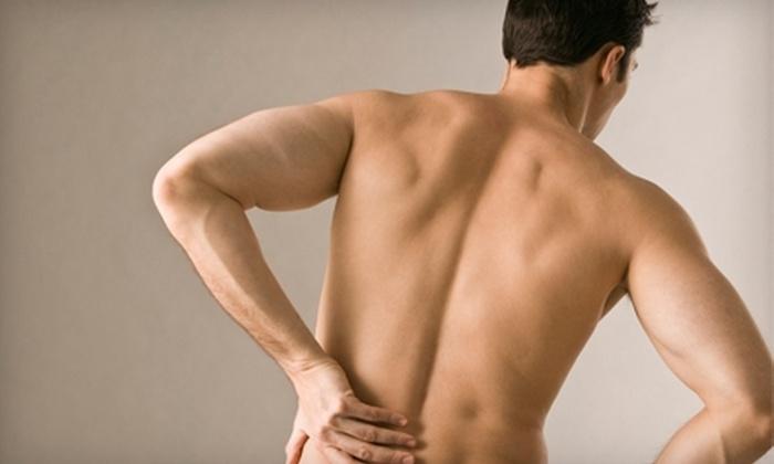 Spinal Correction Center of Richmond - Tuckahoe: $39 for Massage Package at Spinal Correction Center of Richmond (Up to $327 Value)