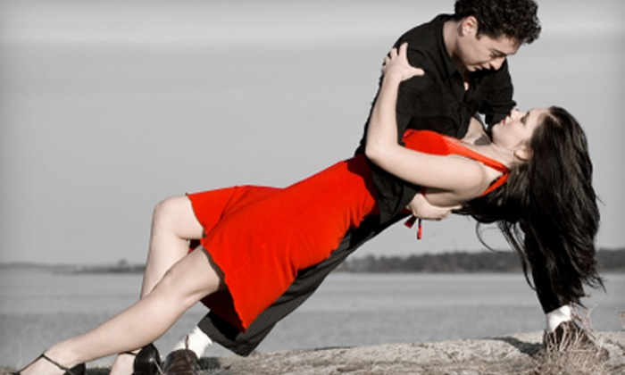 Dance SF - Multiple Locations: $25 for One Four-Week Salsa Class from Dance SF ($60 Value)