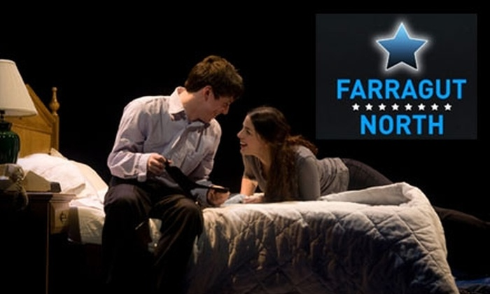 "OpenTab Productions - Mission: $13 for One Ticket to ""Farragut North"" at OpenTab Productions ($25 Value)"