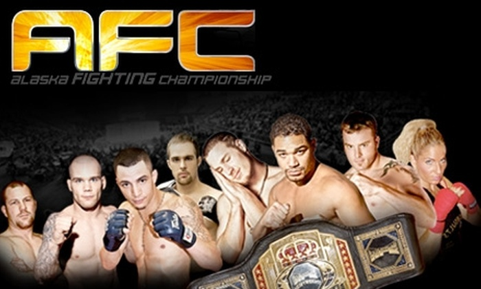 Alaska Fighting Championship - North Star: $10 for One Ticket to Alaska Fighting Championship 80 on February 16, 2011