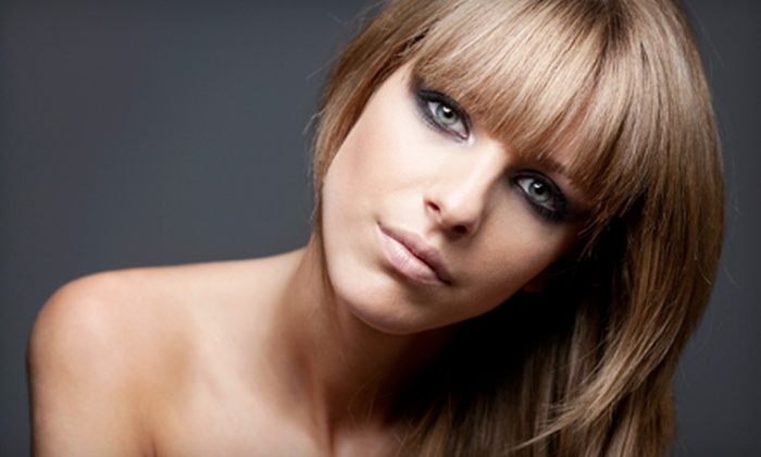 Strands & Trends Hair Salon - Strands & Trends: $28 for a Women's Shampoo, Cut, Style, and Intense Moisture Treatment at Strands & Trends Hair Salon (Up to $60 Value)