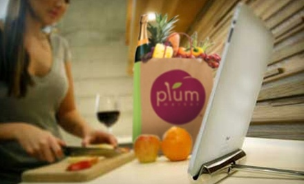 $30 Groupon to Plum Market - Plum Market in
