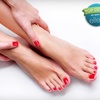 Up to 55% Off Mani-Pedi and Facial in Mint Hill