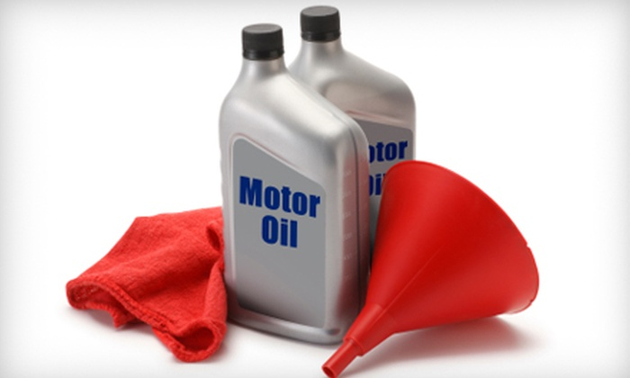 California Tire Co.  - West Los Angeles: $15 for an Oil Change and Tire Rotation at California Tire Co. ($29.95 Value)