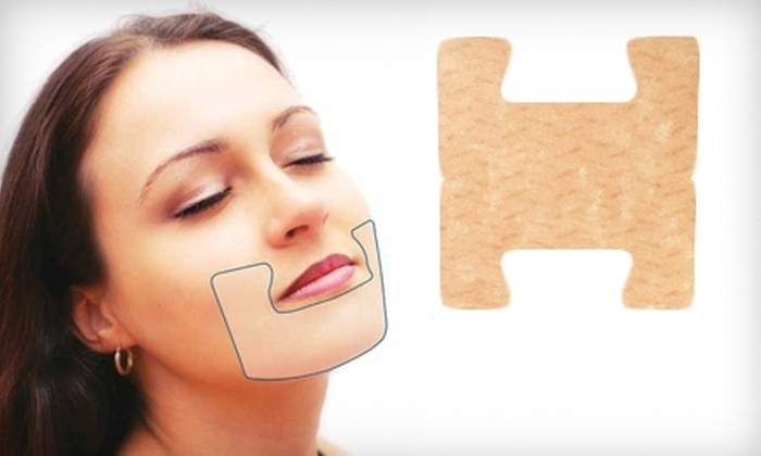 Ziezta: $8 for 30-Pack of Ziezta Snore-Relieving Sleep Strips ($19.99 Value)