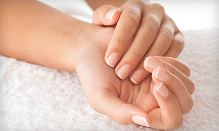 Nails and More Spa - Solon: One or Three Shellac Manicures at Nails and More Spa in Solon (Up to 52% Off)