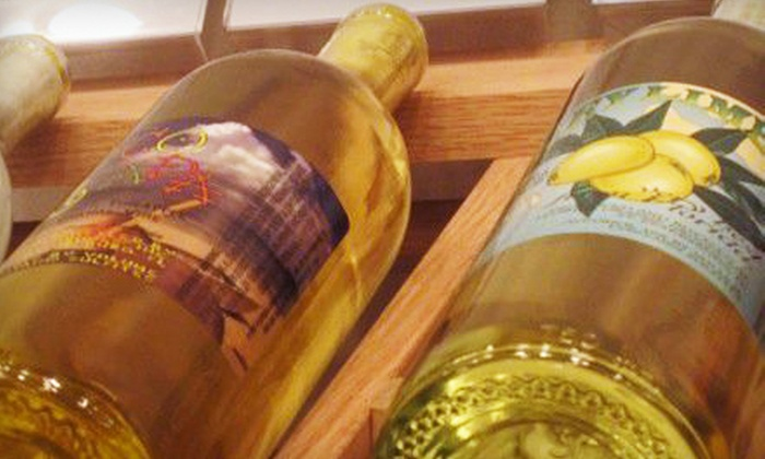 Nola Tropical Winery - Downtown: $10 for $20 Worth of Wine Accessories at Nola Tropical Winery