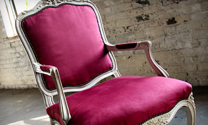 Something To Talk About Home Interiors - Northview: $79 for a Two-Day Bring-Your-Own-Chair Re-Upholstering Class at Something to Talk About Home Interiors ($175 Value)