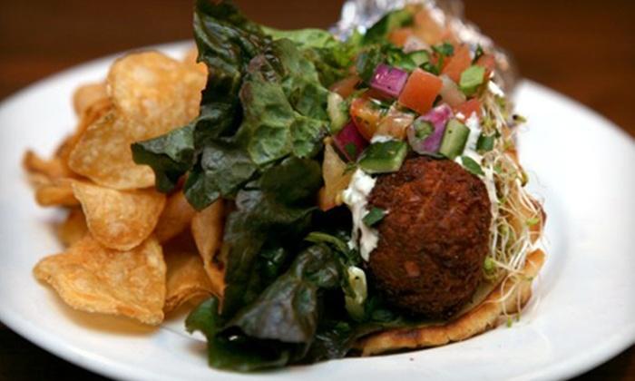 Home Grown Café - Newark: $10 for $20 of Healthful Gourmet Fare at Home Grown Café