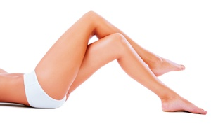 Premier Skin and Laser Center: $157 for Three Sclerotherapy Vein Treatments at Premier Skin and Laser Center ($396 Value)