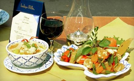 $20 Groupon to Takieng Thai Cuisine - Takieng Thai Cuisine in Fair Oaks