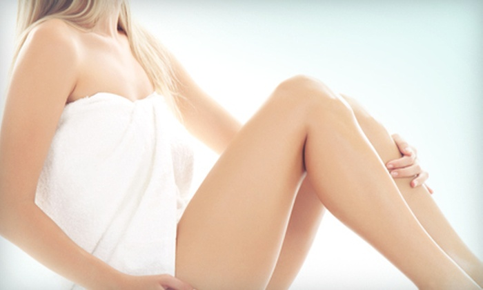 Eternal Youth Medical Spa - Albuquerque: Four Laser Hair-Removal Treatments on a Small, Medium, or Large Area at Eternal Youth Medical Spa (Up to 88% Off)