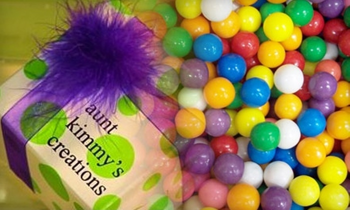 Aunt Kimmy's Creations - Minton House: $10 for $20 Worth of Sweets and Drinks at Aunt Kimmy's Creations in Roswell