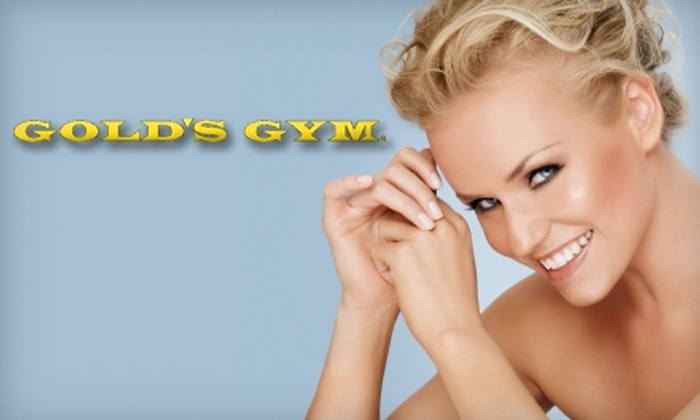 Gold's Gym - Regina: $10 for 10 tanning sessions at Gold's Gym