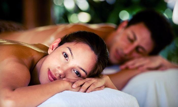 A Massage Palace & Spa - Wichita: One-Hour Couples Massage or a Two-Hour Couples Massage Class at A Massage Palace & Spa (Up to 55% Off)