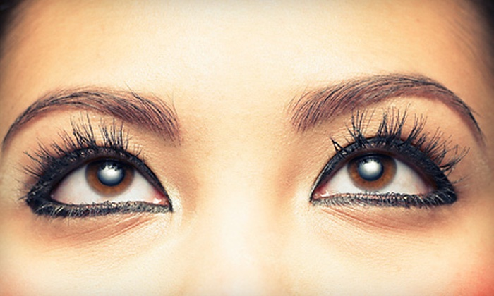 Styles By The Lash Diva - The Colony: Up to 45 or Up to 60 Lash Extensions Per Eye at Styles By The Lash Diva (Up to 60% Off)