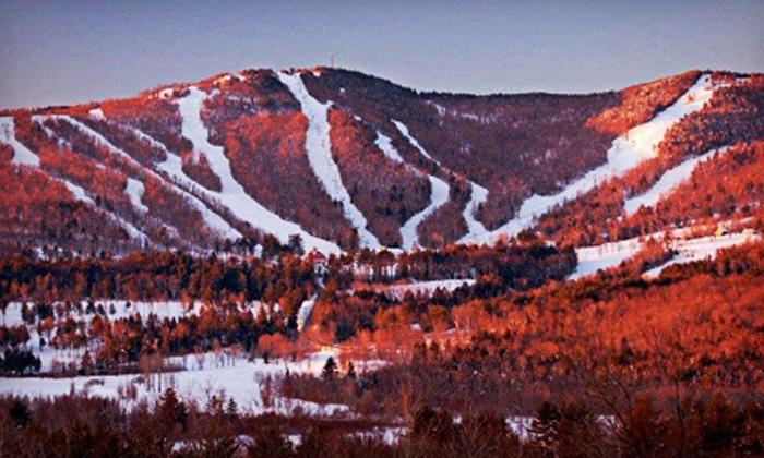 Ragged Mountain Ski Area - Danbury: $39 for a Lift Ticket at Ragged Mountain Ski Area (Up to $73 Value)