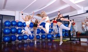Higher Movement, LLC.: 10 Dance-Fitness Classes at Higher Movement LLC (44% Off)