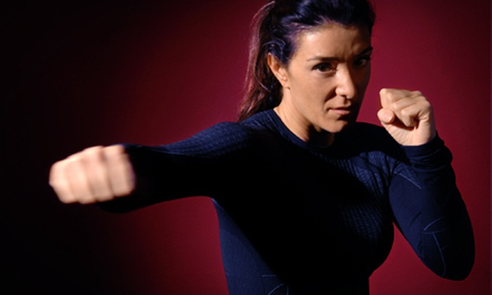 Ultima Fitness - Wellington: 10, 15, or 20 Boot-Camp or Contact Kickboxing Classes at Ultima Fitness (Up to 89% Off)