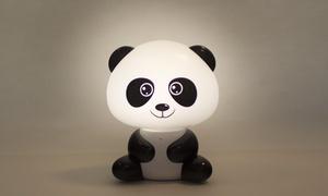 Luce notturna Panda con Mp3