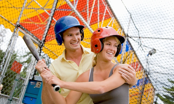 Hittersbox Baseball - Suwanee-Duluth: 30-Minute Virtual Batting-Cage Session for One or Two at Hittersbox Baseball (Up to 76% Off)