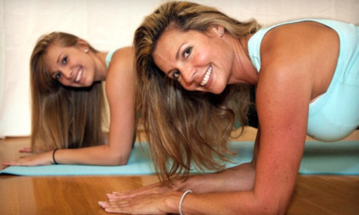 Body Sculpting - Multiple Locations: $25 for Eight Semiweekly Body Sculpting Classes at Body Sculpting ($55 Value)
