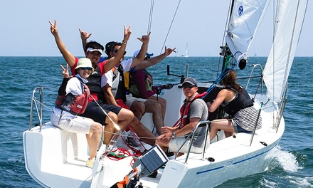 Up to 66% Off 3 Hour Intro to Sailing Course at National One Design Sailing Academy