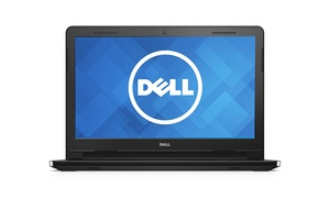 """Dell Inspiron 14"""" Laptop with Intel Celeron Dual-Core Processor: Dell Inspiron 14"""" Laptop with Intel Celeron Dual-Core Processor, 2GB RAM, and 500GB Hard Drive"""