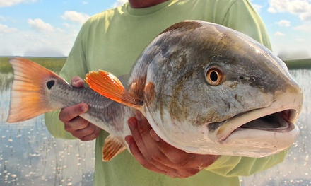$268 for a Half-Day Fly and Light Tackle Fishing Charter for Two from LoCo Fly Charters ($400 Value)