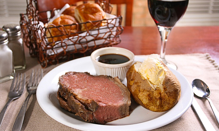 Mariah's Restaurant - Bowling Green: $20 for $40 Worth of Steak-House Cuisine at Mariah's Restaurant