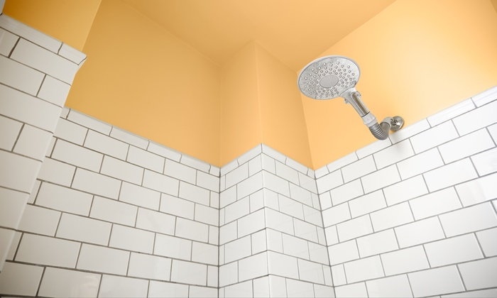usa carpet cleaning tx - Dallas: Shower Grout Cleaning Package from USA Carpet Cleaning (75% Off)