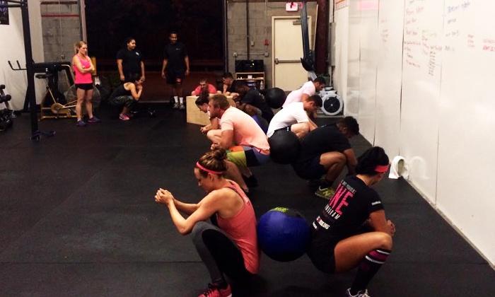 CrossFit Callused - Chesapeake: $49 for 15 CrossFit Classes at CrossFit Callused ($140 Value)