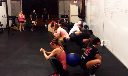 $49 for 15 CrossFit Classes at CrossFit Callused ($140 Value)