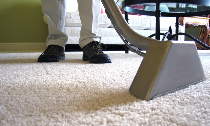 Carpet Dave's - Minneapolis / St Paul: Carpet Cleaning for Three or Seven Rooms from Carpet Dave's (Up to 60% Off)