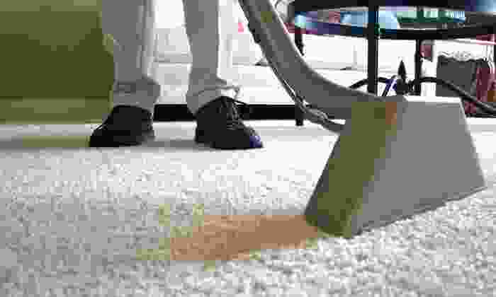 Carpet Dave's Carpet & Furniture Cleaning - Holland: Carpet Cleaning for Three or Seven Rooms and a Hallway from Carpet Dave's Carpet & Furniture Cleaning (Up to 60% Off)