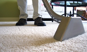 Carpet Dave's: Carpet Cleaning for Three or Seven Rooms and a Hallway from Carpet Dave's (Up to 60% Off)