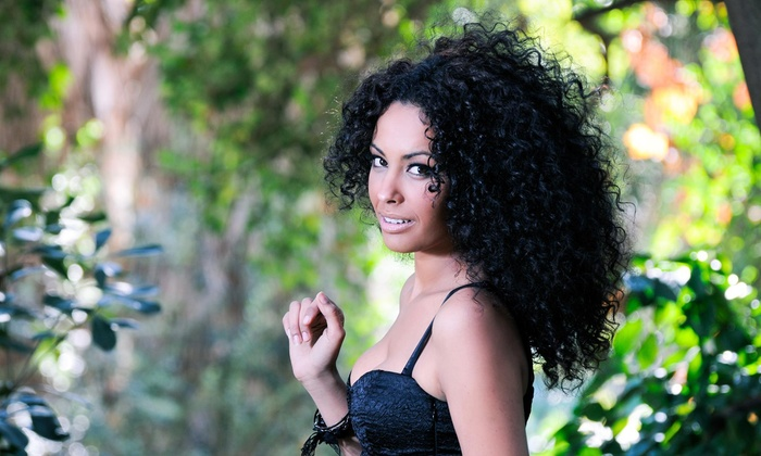 Hair By Jessica Kelly - Hampton Roads Center: All-Natural Hair Smoothing and Conditioning Treatment from Styles by Jessica (60% Off)