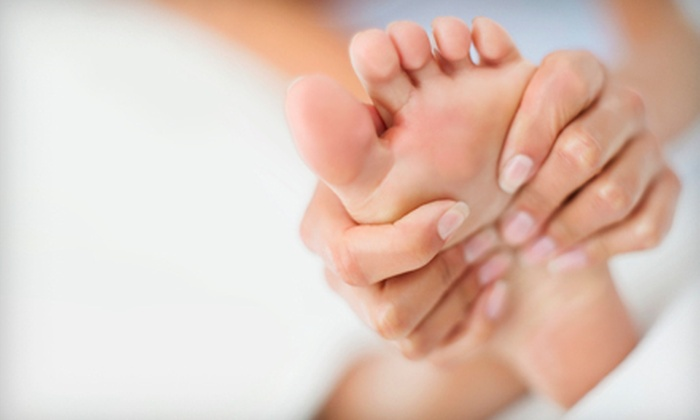 Bruce Dailey's Health Foods - Mount Juliet: One or Three 60-Minute Reflexology Sessions at Bruce Dailey's Health Foods (Up to 53% Off)