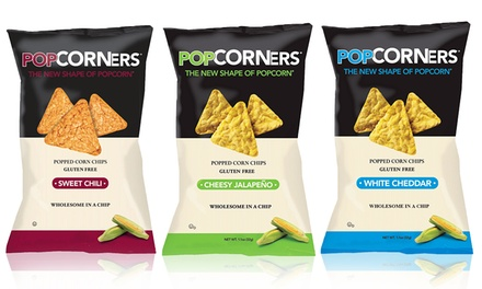 PopCorners Popped-Corn Chips (40-Pack)