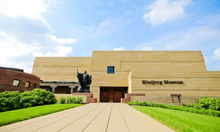 $15 for Admission for Two to Eiteljorg Museum of American Indians and Western Art (Up to $24 Value)