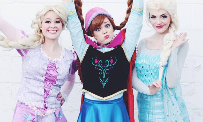 Happily Ever After Headquarters - Salt Lake City: $127 for $260 Groupon — Happily Ever After Princess Parties