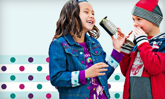 naartjie kids: $19 for $40 Worth of Kids' and Baby Clothes from naartjie kids