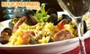 Blue Mermaid - Portsmouth: $25 for $50 Worth of Caribbean Fare at Blue Mermaid Island Grill in Portsmouth