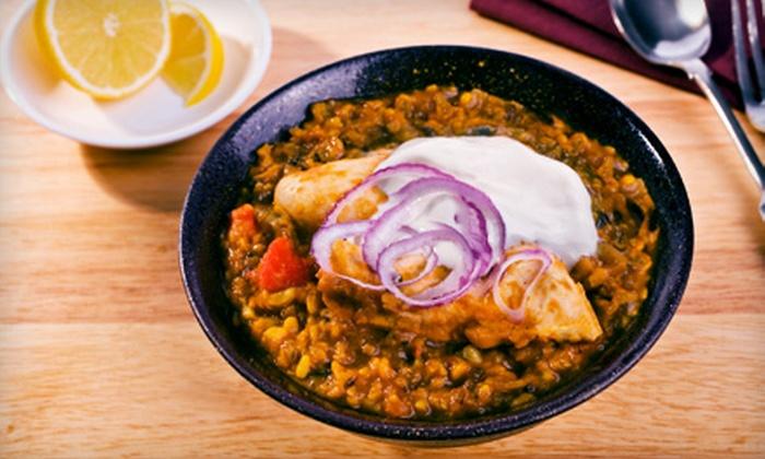 Best of India Nashville - Nashville-Davidson metropolitan government (balance): Indian Meal for Two, Four, or Six People at Best of India Nashville