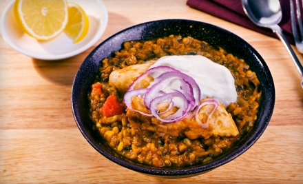 Lunch or Dinner for Two People (Up to a $30.96 Value) - Best of India Nashville in Nashville